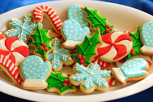 Christmas Cookies Needed Grace Church 그레이스 교회