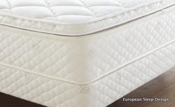 European Sleep Design Natural Mattress System