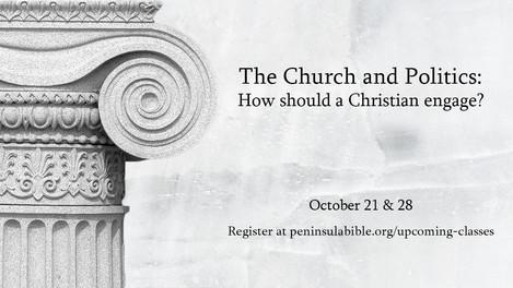 The Church and Politics