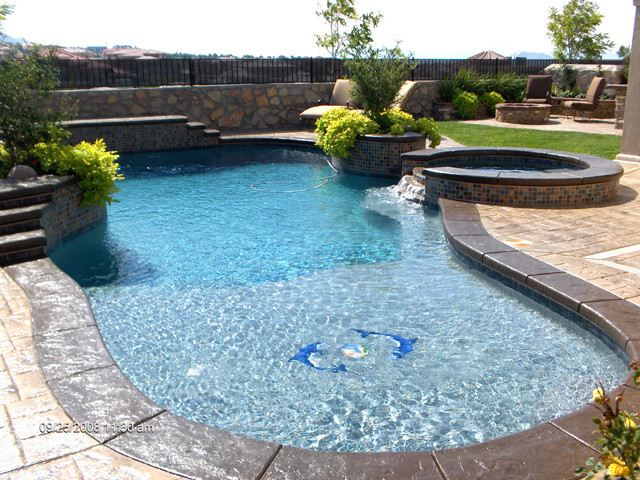 Gallery pools by design for Pool design website
