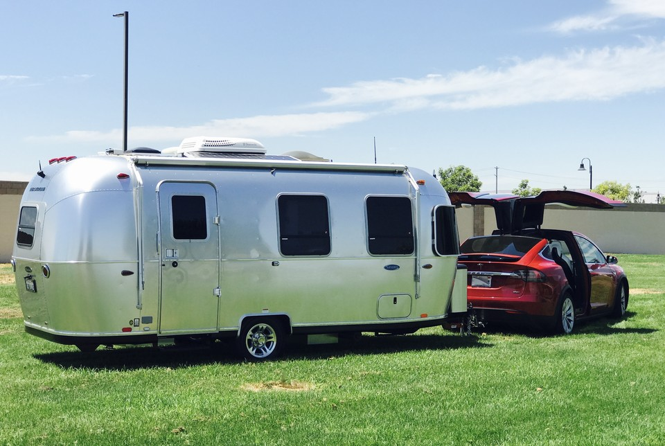 CATEGORY 2 - 16-22ft Airstream | Southern California