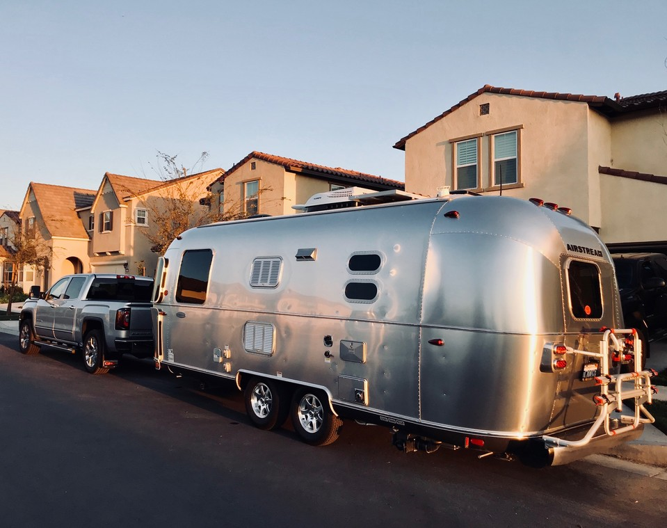 23 Flying Cloud   Southern California Airstream Rentals