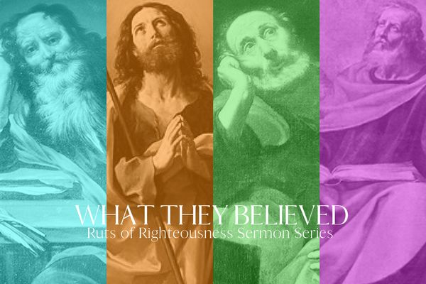 What They Believed: Concerning the Holy Spirit | Cornerstone of