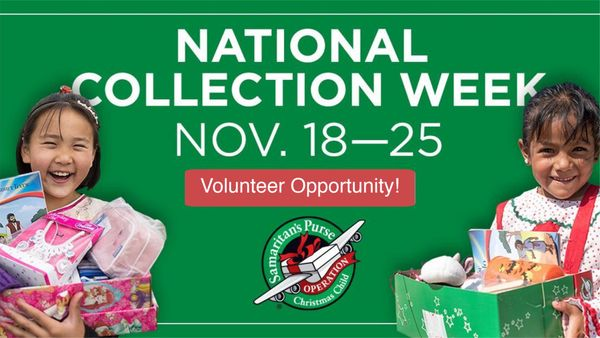 Operation Christmas Child Drop Off.Operation Christmas Child Shoebox Drop Off Canyon Creek
