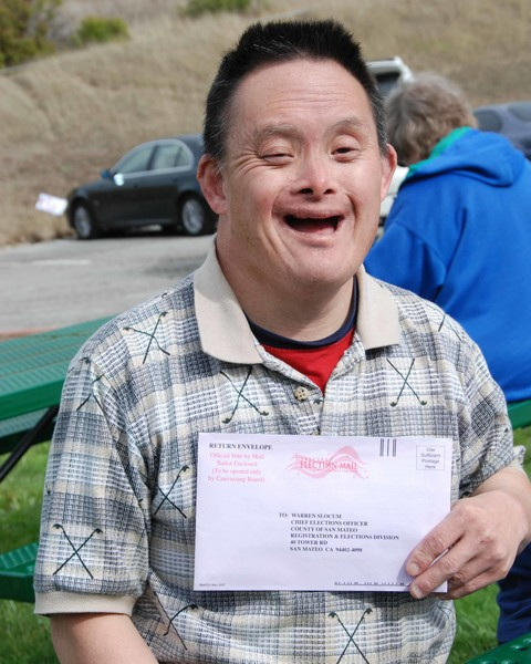 More With Developmental Disabilities >> Making The Right To Vote More Accessible For Those With