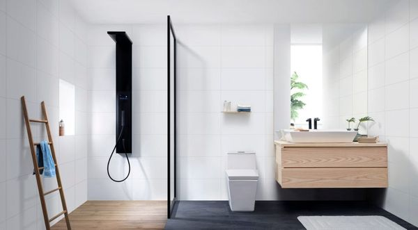 10 Minimalist Choices That Will Bring Calm To Your Bathroom Laura Bryant Homes